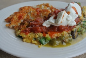 Recipe Wednesdays: Amazing Omelettes